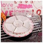 İhouse 8304 Porselen Kahvaltılık Beyaz