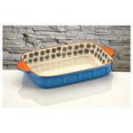 İhouse Bnf05-porselen Fırın Kabı-mavi