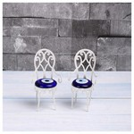 İhouse Ih291 Nazarlıklı Masa Üstü Dekoratif Obje Beyaz
