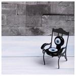 İhouse Ih294 Nazarlıklı Masa Üstü Dekoratif Obje Siyah