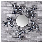 İhouse Ih304 Ayna Nazarlık Siyah