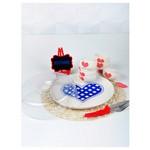 KeramIka Set Hıtıt Kahvaltı 9 Parca Potıkare A