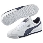 Puma 353572-12 Roma Basic Silver Erkek Spor Ayakkabısı 353572-12