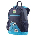 Puma Sesame Street Backpack Peacoat-Cookie Mo Çocuk Çanta 073829-