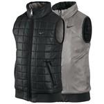 Nike 481564-010 Box Quilt Grge Rev Vest Bk-Yth Çocuk Yelek 481564