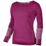 Nike 589296-513 Epic Df Knit Ls Crew Kadın Tişört 589296-513