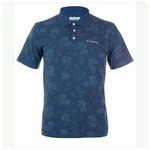 Columbia 1657582 Highline Peak Printed Polo Erkek Tişört AO1092-452