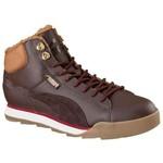 Puma 358768-02 1948 Mid Rugged Chocolate Erkek Spor Ayakkabı 3587