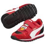 Puma 360050-01 St Runner Sesame Str Elmo Çocuk Spor Ayakkabı 3600