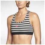 Nike 629154-151 Pro Classic Stripe Bra Kadın Büstiyer 629154-151