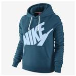 Nike 545585-333 Rally Hoody-Logo Kadın Sweat 545585-333