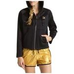 Puma 570391-01 Mesh Hooded Track Jacket Black Kadın Ceket 570391-