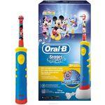 Oral-B D10 Çocuklar İçin Mickey Mouse Şarjlı Diş Fırçası