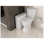 Bestline Smart Fonksiyonel Banyo Dolabı - Beyaz