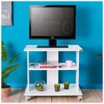 Adore Süper Multımedya Tv Kabini Parlak Beyaz 72x64x45 Cm