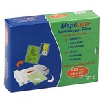 Mapilam Laminasyon Filmi 125 micron 78 x 102 mm 100'lü Paket