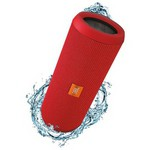 JBL Flip3, Bluetooth Hoparlör, Mic., Kırmızı