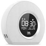 JBL Horizon, Alarmlı Saat, Hoparlör, Beyaz