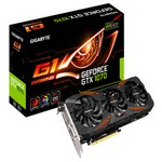 Gigabyte GeForce GTX 1070 G1 Gaming 8GB Ekran Kartı (GV-N1070G1-GAM-8GD)