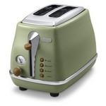 Delonghi CTOV 2103.GR Icona Vintage Ekmek Kızartma Makinesi