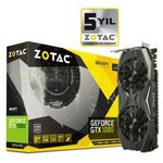 Zotac GeForce GTX 1080 AMP Edition 8G (ZT-P10800C-10P)
