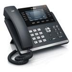 Yealink Sıp-t46g Ip Phone 4.3 Inc 480x272 Color, 2portsxgıgabıt (poe), 1portxusb, 16