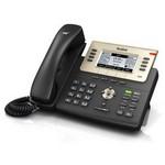 Yealink Sıp-t27p Ip Phone Poe, 3.6 Inc 240x120 Pıxel, 6 Sıp Lıne, Stand, Wallmount He