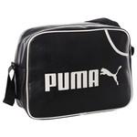 Puma 070391-01 Campus Reporter Black-Birch Kadın Çanta 070391-01