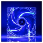 TX 12cm Kasa Fanı - Mavi (CCF12BL)