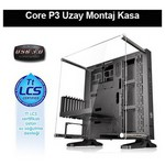 Thermaltake Core P3 Mid Tower Kasa (CA-1G4-00M1WN-00)