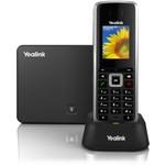 Yealink W52p Dect Cordless Handset + Base Unıt,(g.722), 4 Sımultaneous Ext Calls, Exp