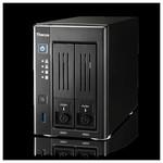 """Thecus N2810 Nas Server 2 Ad. 3.5"""" Ya Da Ssd Desteklı Yedekleme"""