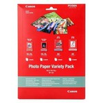 Canon Ij Photo Paper Varlety Pack A4&4x6 Vp-101