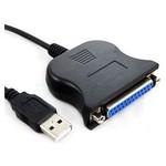 Dark DK-CB-USB2XLPTDB25 1.5m USB 2.0 Paralel Port Çevirici 0 (25pin Dişi)
