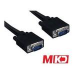 MKD Mk-vga02 Mk-vga02 15pin Vga M/m (e-e) Monitör Kablo 1.8 Metre