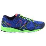 New Balance Mens Running, BLUE/GREEN, D, 46.5 M1400BL2