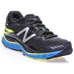 New Balance NB Mens Running, BLACK/BLUE, D, 42.5 M880GX6