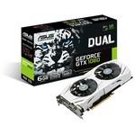 Asus GeForce GTX 1060 6G Dual - DUAL-GTX1060-6G