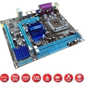 Hiper G41-ICH7 INTEL G41 SC-775 DDR2/DDR3 SES LAN VGA SATA (COMBO) ANAKART