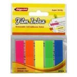 Bigpoint Yapışkanlı Film Index 5 Renk (bp820)