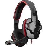 Snopy SN-R9K Oyuncu Siyah-kırmızı Mikrofonlu Kulaklık