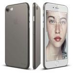 Elago 8809461765990 Apple Iphone 7 Kılıf + Ekran Koruyucu Şeffaf Siyah
