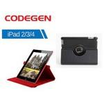 Codegen Ik-250r Ipad 3/4 Uyumlu 360 Derece Dönebilen Smart Cover Renk Renk
