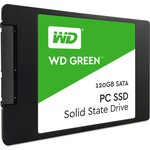 WD 120gb Green SSD (WDS120G1G0A)