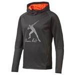 Puma 838994-07 Ub Evostripe Logo Hoody Dark Gray Erkek Sweat 8389