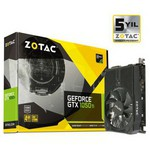 Zotac GeForce GTX 1050 Ti Mini 4G (ZT-P10510A-10L)