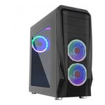 Frisby FC-9050G GameMax Mid Tower Kasa