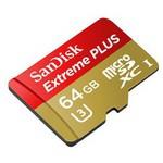 Sandisk 64gb Extreme Plus Hafıza Kartı - SDSQXSG-064G-GN6MA