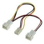 Dark Dk-cb-p204 Çift Çıkışlı 3pın Çoklayıcı Kablo
