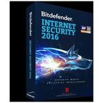 Bdefender 5949958006946 Internet Security 2016 ? 3 Kullanıcı